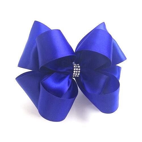 Красивый бант Верона синий