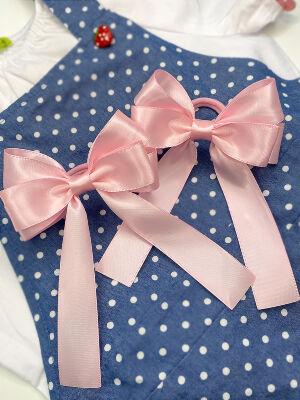 Бант Балет розовый